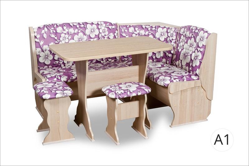 Кухонный уголок Орхидея Автор