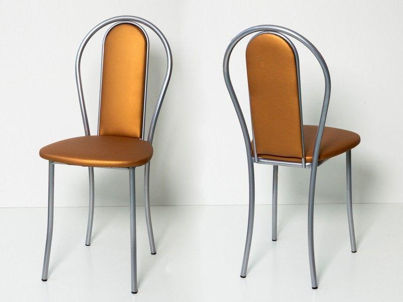 окрашенные стулья